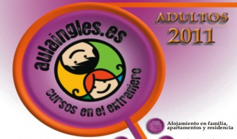 Aula Ingles - Adults courses brochure 2011