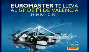 Euromaster - F1 Valencia