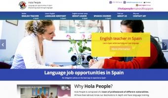 Hola People · International Language Recruitment Agency