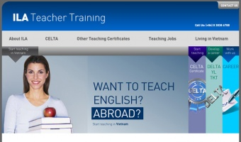 ILA Teacher Training · Vietnam